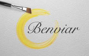 Benviar Logo Design Branding