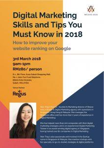Digital Marketing Training in Kota Kinabalu