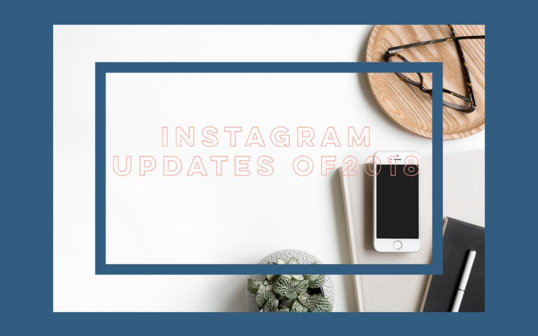 instagram updates