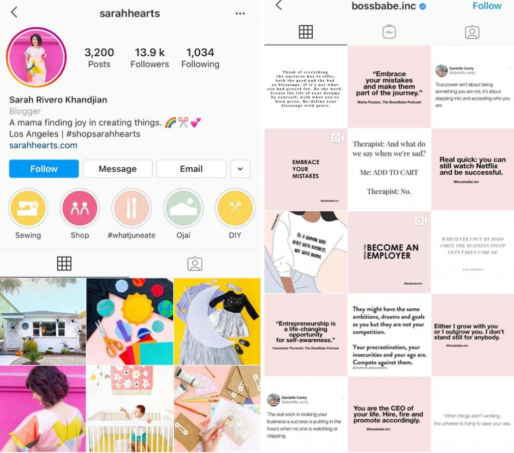 What are the creative social media trends of 2019?