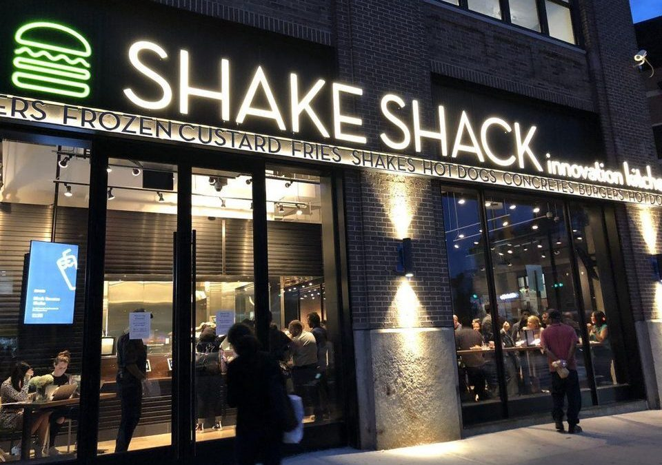 Shake Shack's Success Story – What's in a Brand?